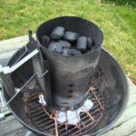 Allumer un barbecue