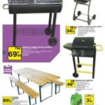 Auchan barbecue