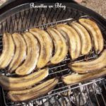 Banane au barbecue