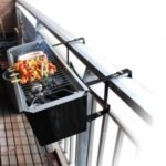 Barbecue appartement