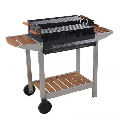 barbecue charbon de bois pas cher