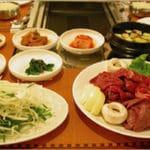 Barbecue coréen paris