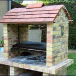 Barbecue fixe