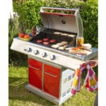 Barbecue gaz carrefour