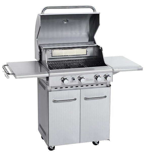 barbecue haut de gamme