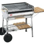 Barbecue inox