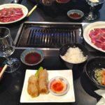 Barbecue japonais