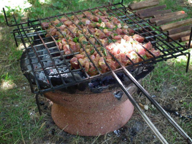 barbecue marocain