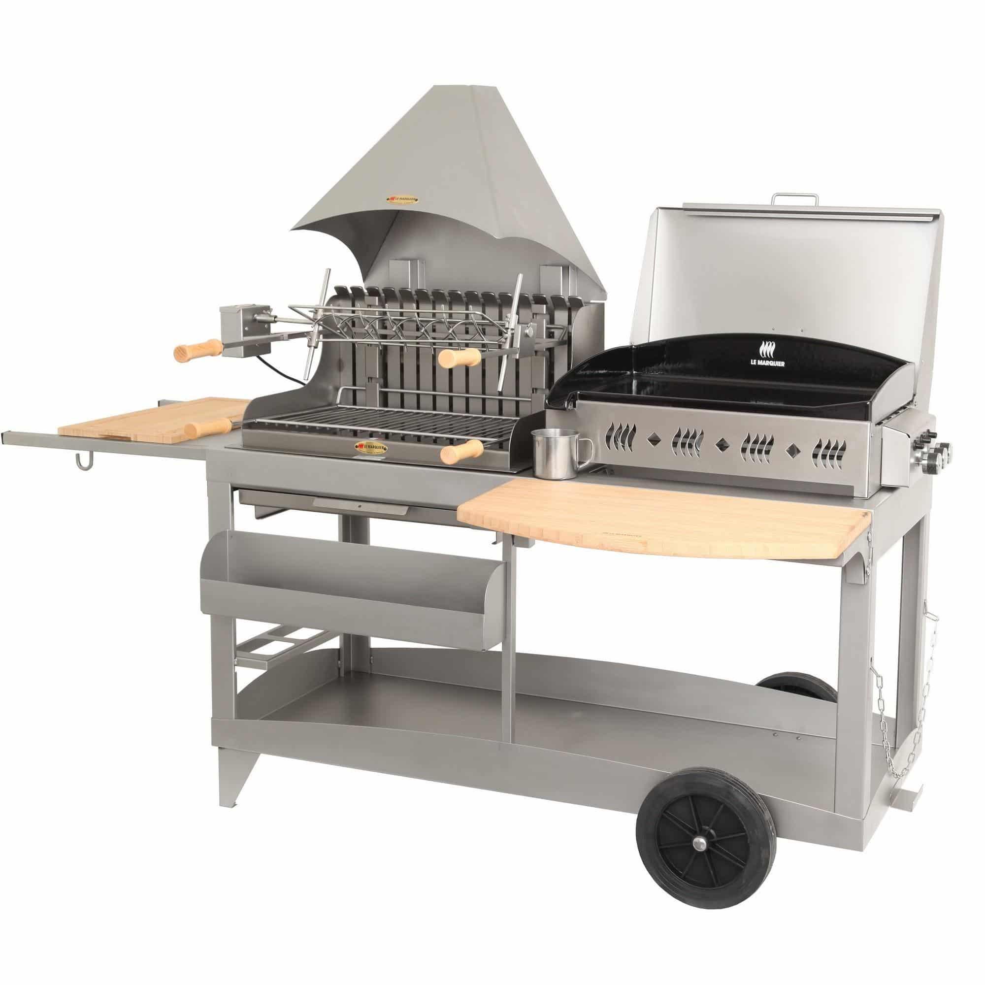 barbecue mixte