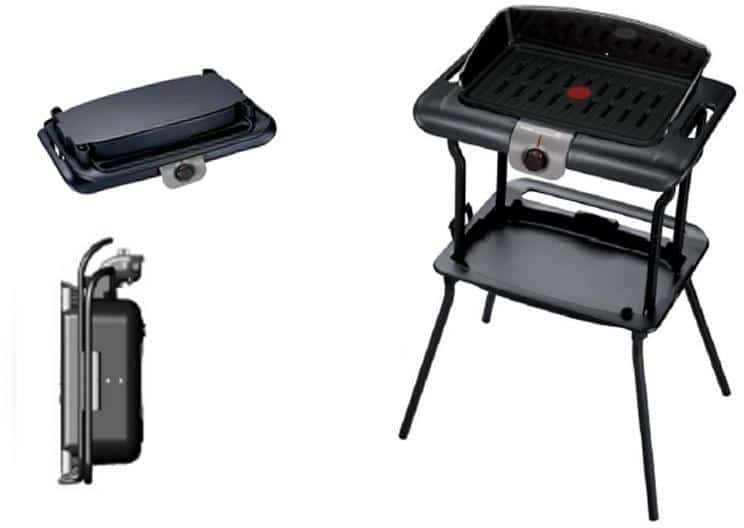 barbecue tefal easy grill
