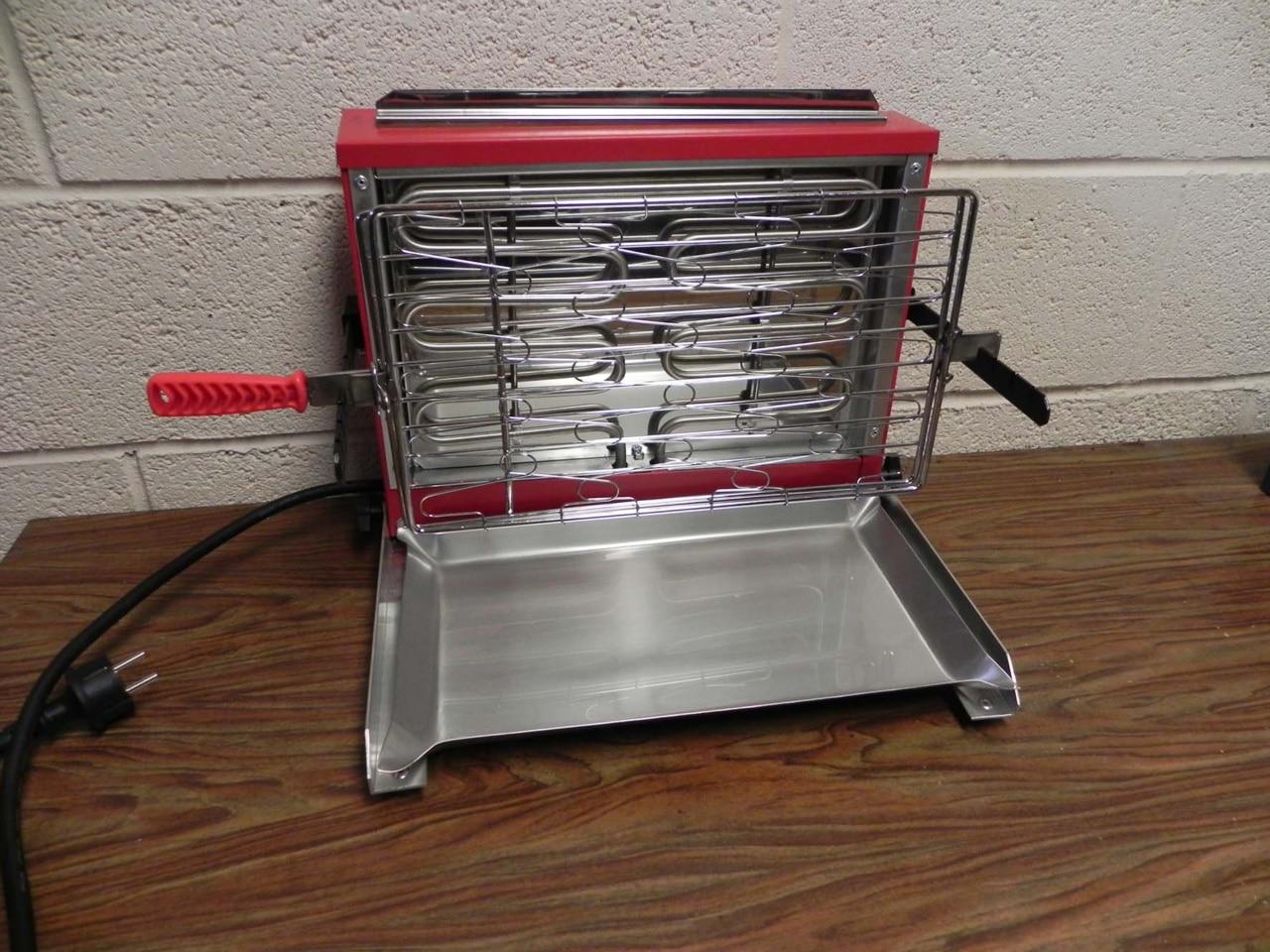 barbecue vertical electrique