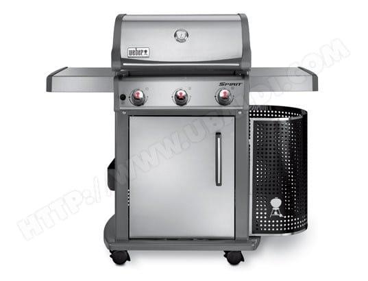 barbecue weber gaz soldes