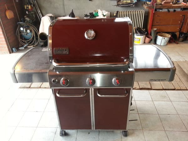 barbecue weber occasion