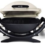 Barbecue weber q100