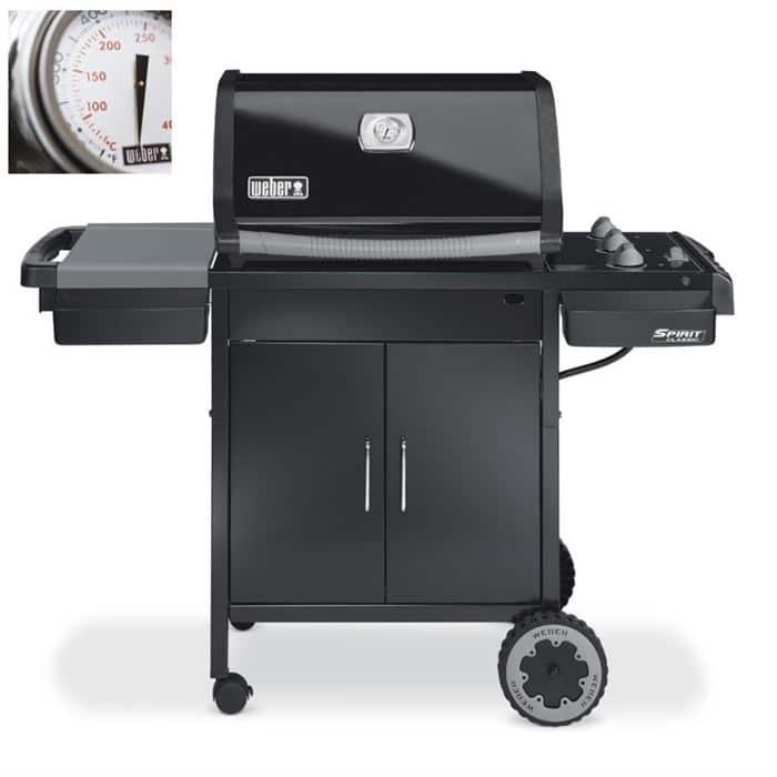 barbecue weber spirit classic e310