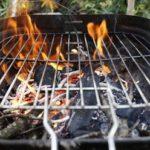 Charbon barbecue