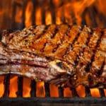 Comment cuire une cote de boeuf au barbecue