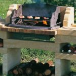 Construire barbecue