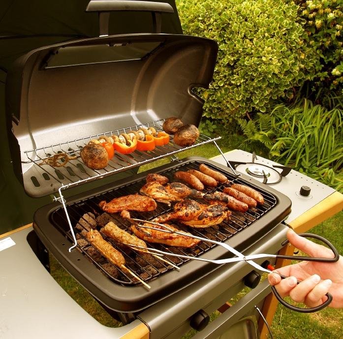 cuisson barbecue