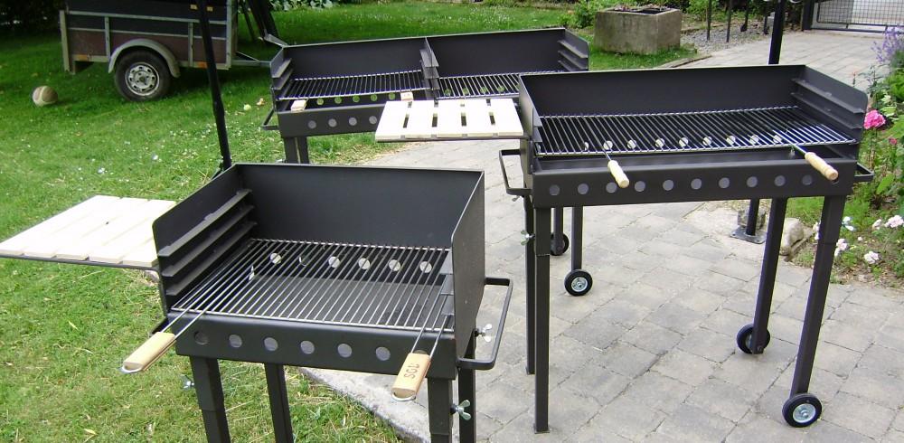 fabricant de barbecue