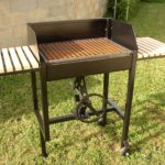 Fabrication barbecue