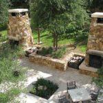 Fabriquer un barbecue en pierre