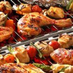 Grillades barbecue