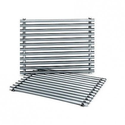 grille inox barbecue