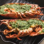 Homard barbecue
