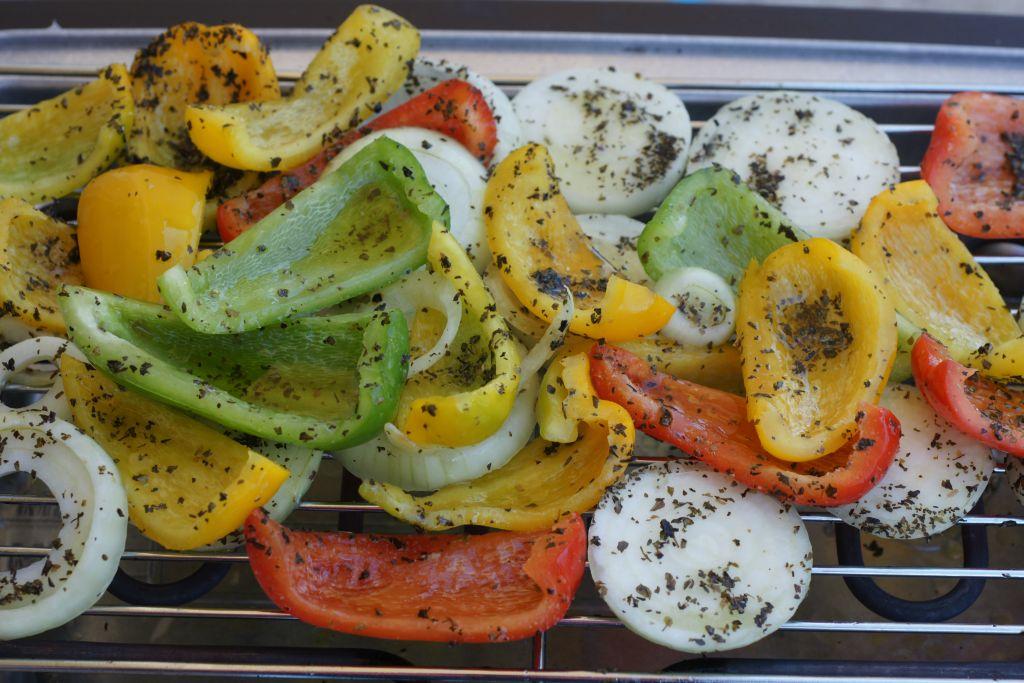 legume au barbecue