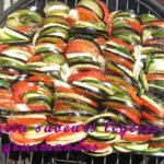 Legumes pour barbecue