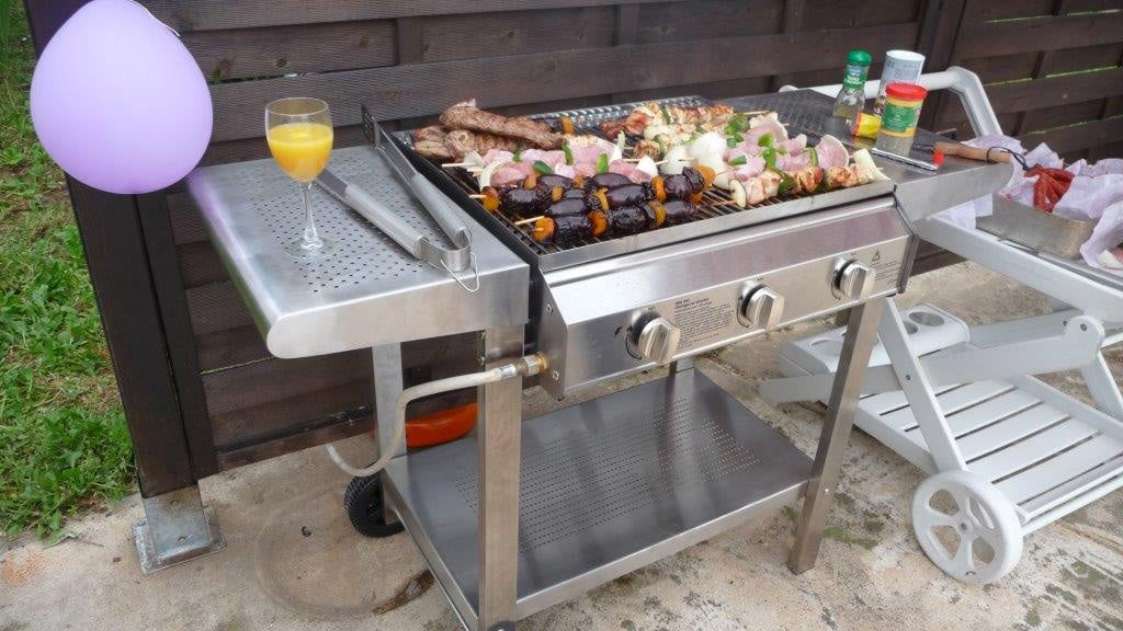 location de barbecue