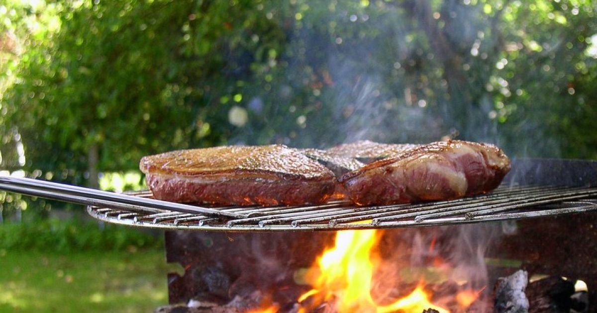 magret au barbecue
