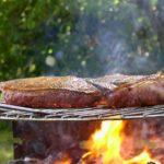 Magrets de canard au barbecue