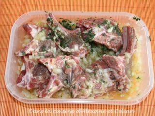 marinade agneau barbecue