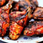 Marinade barbecue poulet