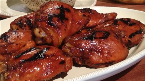 marinade cuisse poulet barbecue