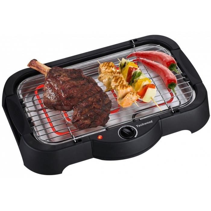 mini barbecue electrique