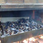 Moule au barbecue