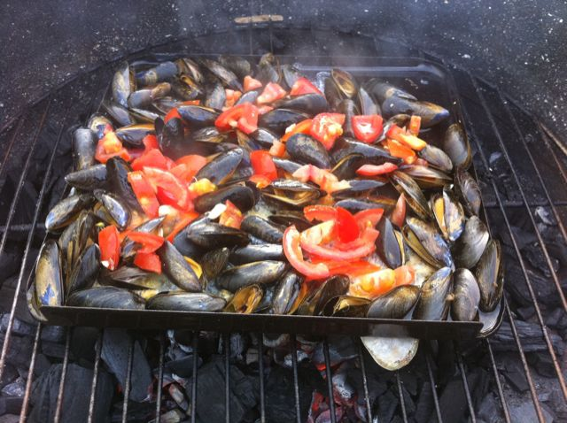moule barbecue