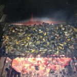 Moules barbecue
