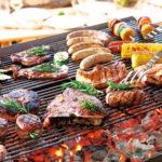 Photo barbecue