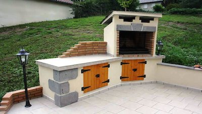 plan de barbecue