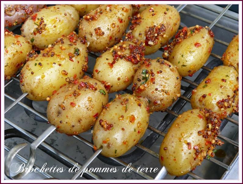 pomme de terre au barbecue