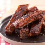 Recette barbecue ribs