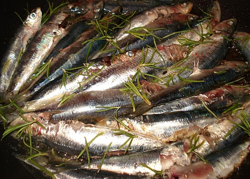 recette sardine au barbecue