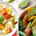 Salade originale pour barbecue