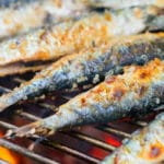 Sardines au barbecue