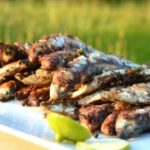 Sardines barbecue