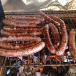 Saucisse barbecue